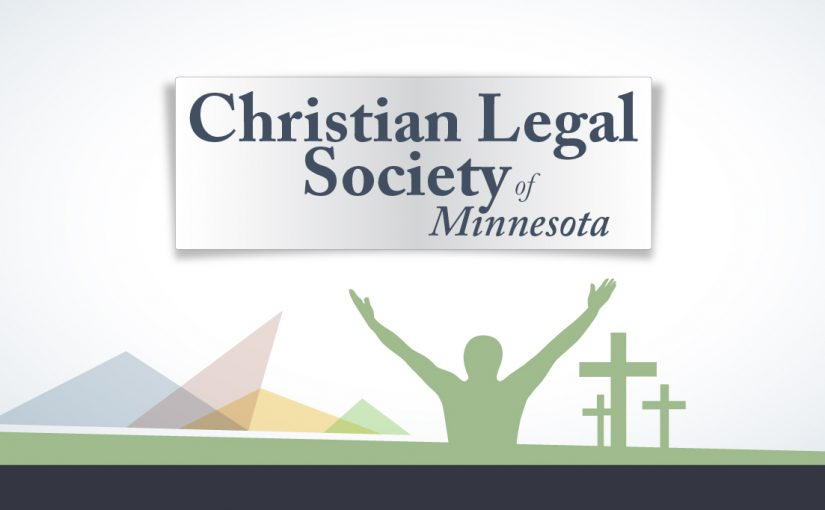 Christian Legal Society of Minnesota Header